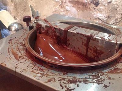 Il profumo del cioccolato
