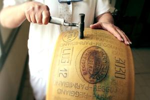Parmigiano-Reggiano-Dop kosher