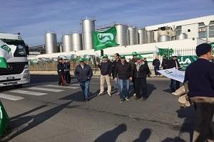 protesta agricoltori 5 maggio