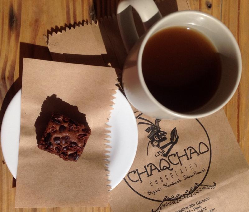 tè di cacao
