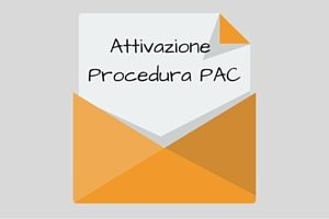 Attivazione Procedura PAC