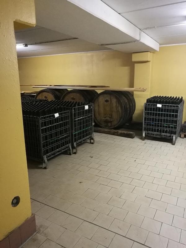 etichetta nutrizionale su vino